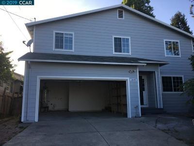 Oakland Single Family Home For Sale: 2645 Grande Vista Ave
