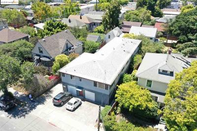 Berkeley Multi Family Home For Sale: 1904 Sacramento St