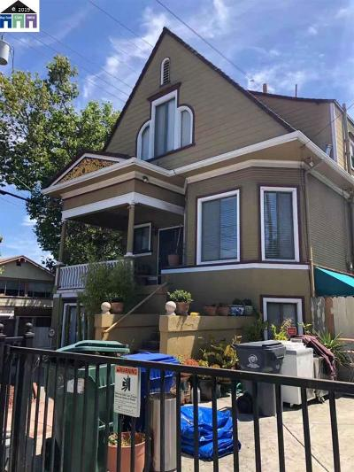Alameda Single Family Home For Sale: 1722 Bay St
