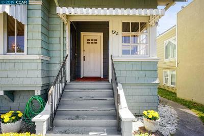 Berkeley Single Family Home For Sale: 1322 Virginia St