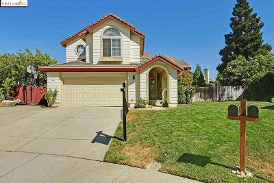 Antioch Single Family Home Back On Market: 4214 McClure Ct