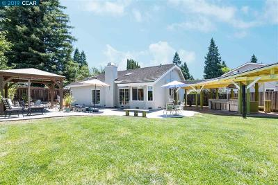 San Ramon Single Family Home For Sale: 90 Lone Pine Court
