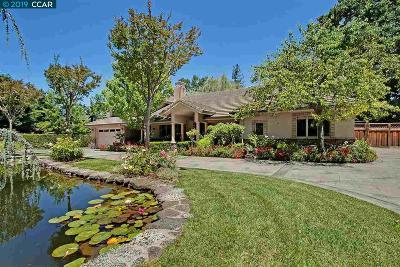 Walnut Creek Single Family Home For Sale: 1312 Rudgear Rd