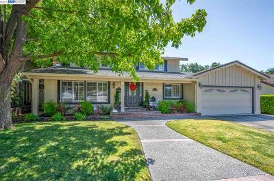 Pleasanton Single Family Home For Sale: 1268 Vintner Way