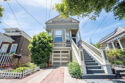 Alameda Single Family Home For Sale: 1723 Saint Charles St.