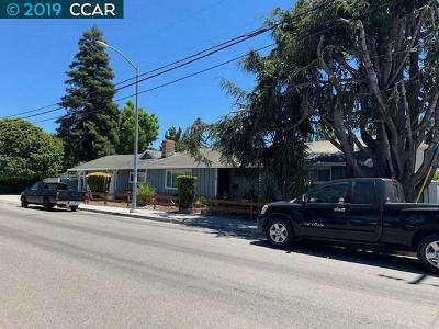 Hayward Multi Family Home For Sale: 1590 West Street