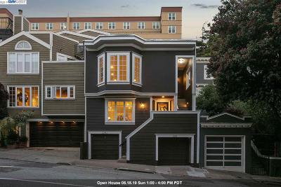 San Francisco Single Family Home For Sale: 226 Roosevelt Way