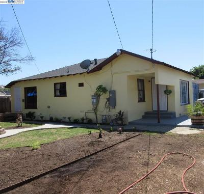 Hayward Single Family Home For Sale: 257 Smalley Ave