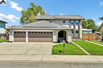 Tracy Single Family Home Pending Show For Backups: 1031 Renown Drive
