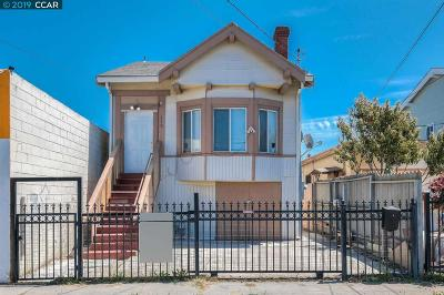 Richmond Single Family Home For Sale: 110 S 17th St