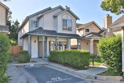 Newark Single Family Home Back On Market: 6169 Potrero Dr