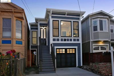 Oakland Single Family Home For Sale: 1627 15th St