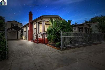 Oakland Single Family Home For Sale: 2257 106th Avenue