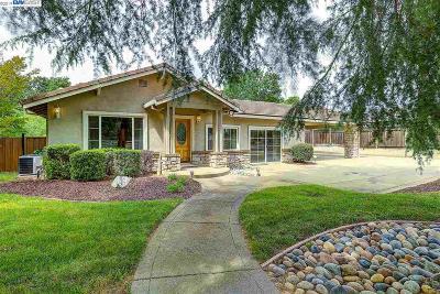 Livermore Single Family Home For Sale: 344 Alden Lane