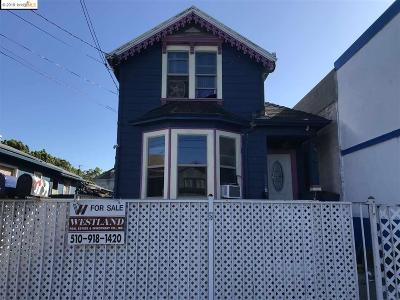 Alameda Multi Family Home For Sale: 2520 Clement Avenue