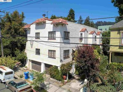 Berkeley Multi Family Home For Sale: 1619 Walnut Street