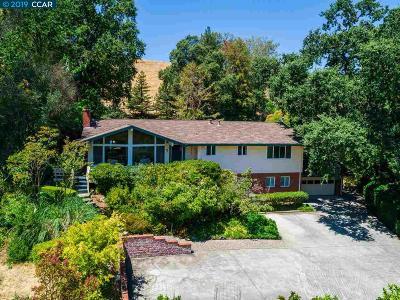 Walnut Creek Single Family Home For Sale: 26 Edgemont Cir