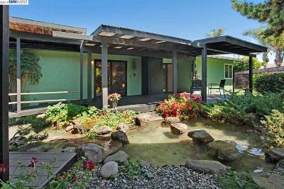 Union City Single Family Home For Sale: 2204 De Witt Court