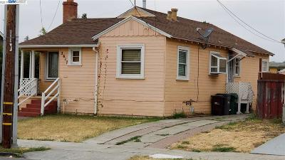 Oakland Single Family Home Back On Market: 2617 106th Ave