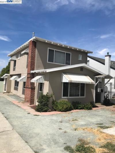 Hayward Single Family Home For Sale: 526 A St.