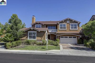 San Ramon CA Single Family Home For Sale: $1,488,800