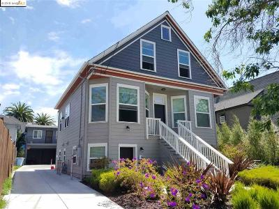 Berkeley Multi Family Home For Sale: 1538 63rd Street