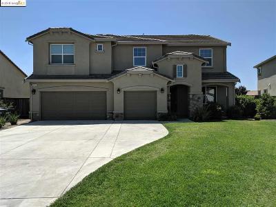 Oakley CA Single Family Home For Sale: $689,000
