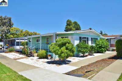 Concord Mobile Home For Sale: 2261 Dalis Drive