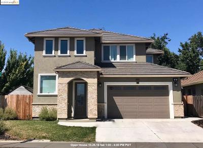 Oakley CA Single Family Home For Sale: $619,000