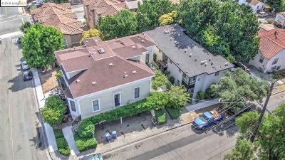 Martinez Multi Family Home For Sale: 304 Marina Vista Ave