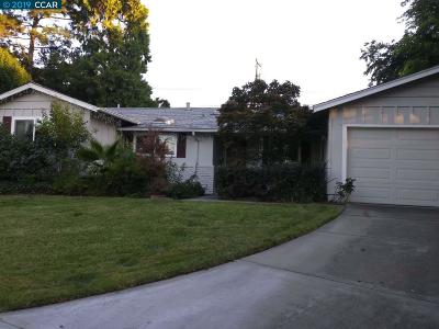 Concord Single Family Home For Sale: 745 San Gabriel Ct