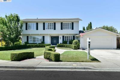 Pleasanton Single Family Home For Sale: 2756 Willowren Way