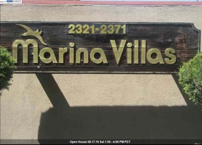 San Leandro Condo/Townhouse For Sale: 2361 Fairway Dr