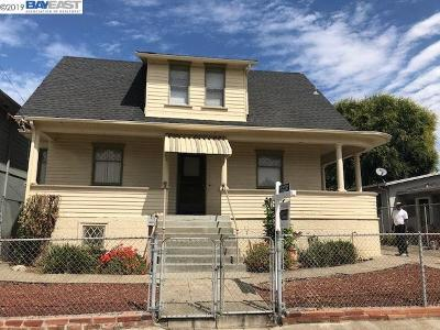 Oakland Single Family Home For Sale: 1655 84th Ave