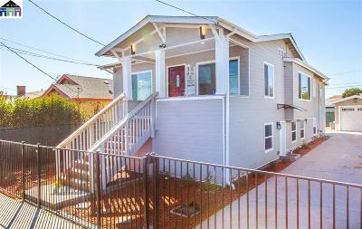 Oakland Single Family Home For Sale: 1481 76th Ave