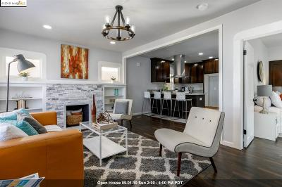 Oakland Single Family Home For Sale: 5434 Trask St