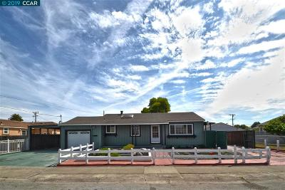 San Pablo Single Family Home For Sale: 1430 N Victoria Ct