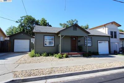 Antioch Single Family Home For Sale: 609 W 12th St