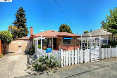 Castro Valley Single Family Home For Sale: 22366 N 5th St