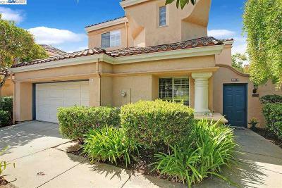 San Ramon Single Family Home Price Change: 100 Cortona Drive