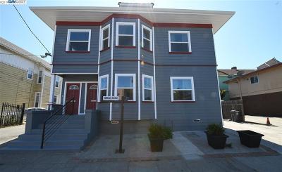 Alameda CA Multi Family Home For Sale: $1,525,888