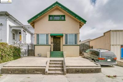 Oakland Single Family Home New: 1532 International Blvd