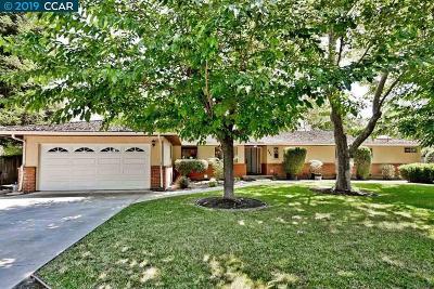 Danville Residential Lots & Land New: 282 La Questa Dr
