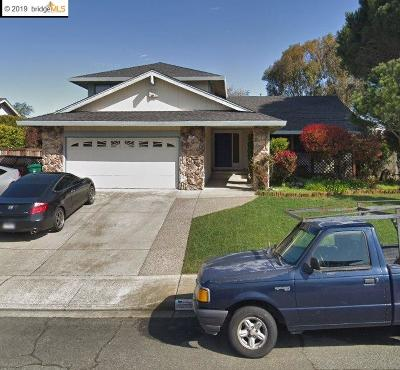 Crockett Single Family Home Price Change: 409 Duperu Drive