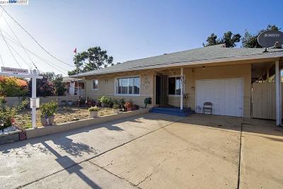 Hayward Single Family Home For Sale: 340 Warner Ave