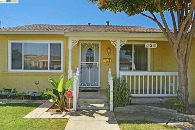 San Lorenzo Single Family Home New: 556 Doane St