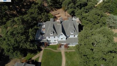Walnut Creek Single Family Home New: 205 Alamo View Pl