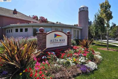 Fremont Condo/Townhouse For Sale: 3695 Stevenson Blvd #A141