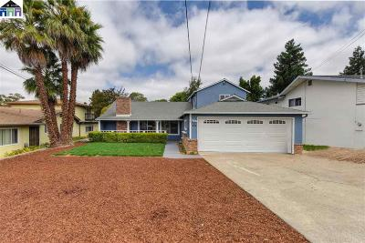 Hayward Single Family Home New: 3064 Randall Way