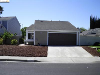 Antioch Single Family Home New: 3316 Bellflower Drive